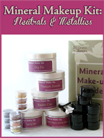Learn to Make Mineral Makeup