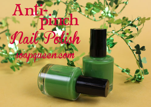 Anti-Pinch Nail Polish