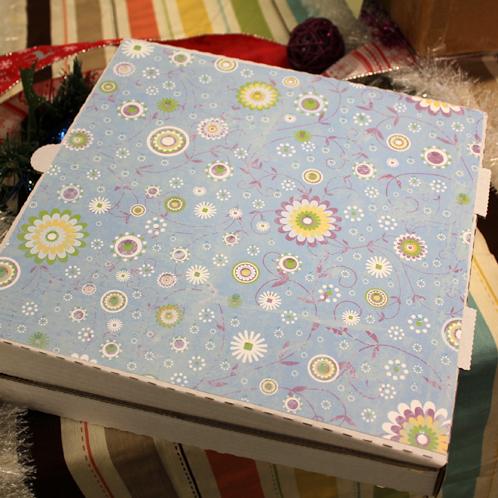Amber's Creative Pizza Box