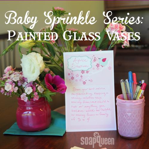 Sprinkle Vases