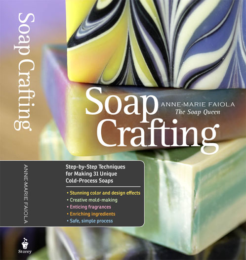 Soap Crafting Cover