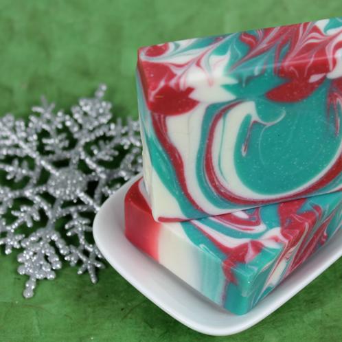 CPOP Swirls Snowflake