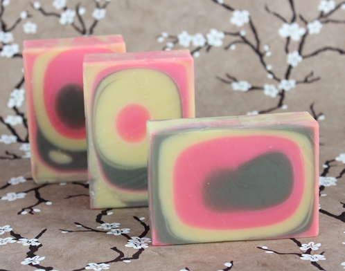 Modern Cherry Blossom Soap Kit