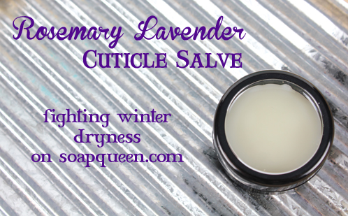 Cuticle Salve