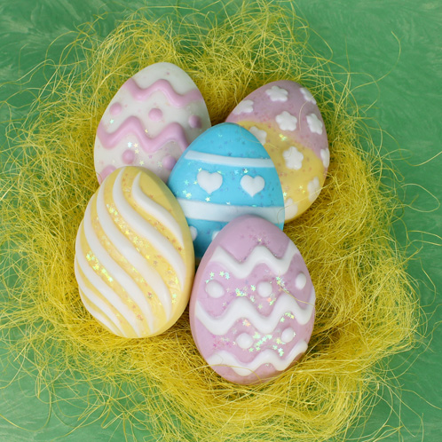 Easter Egg Soap Kit