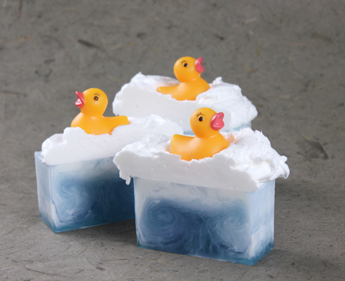 Easter Ducky Soap Kit