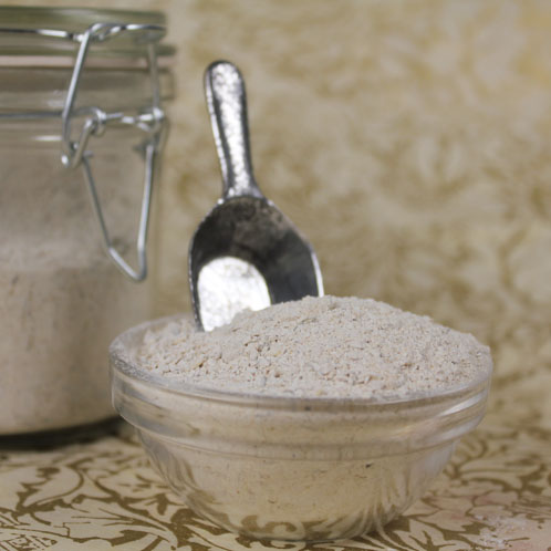 Oatmeal Facial Scrub and Mask Kit