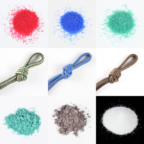What's New: Ropes, Beads and Powders