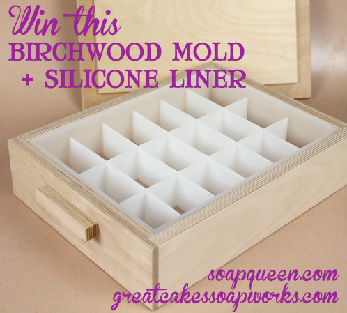 Win this Birchwood Mold + Liner!
