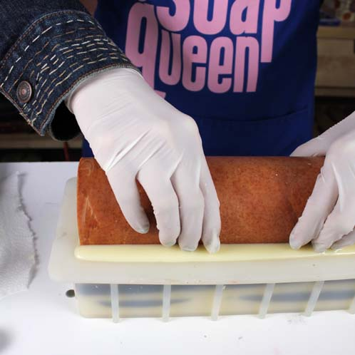 Adding Embed to Layered Soap