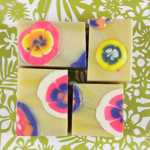 Hawaiian Shirt Cold Process Soap Kit