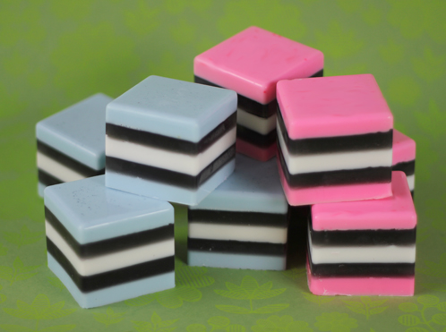 Licorice Candy Soap Kit
