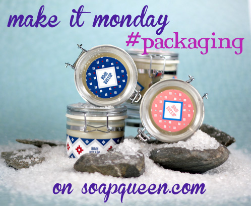 Make it Monday Packaging