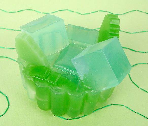 Mojito Soap Kit