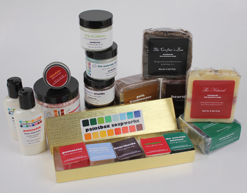 Paintbox Soapworks