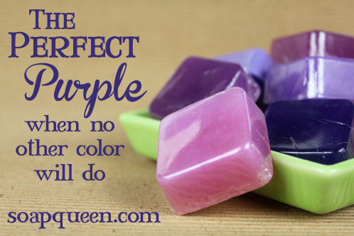 The Perfect Purple