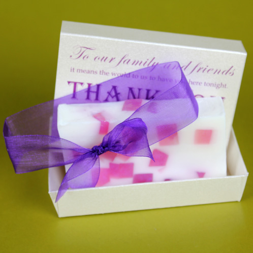 Cealleigh's Soap Favors
