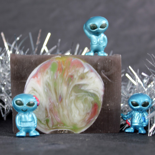 Intergalactic Planetary Melt and Pour Soap Kit