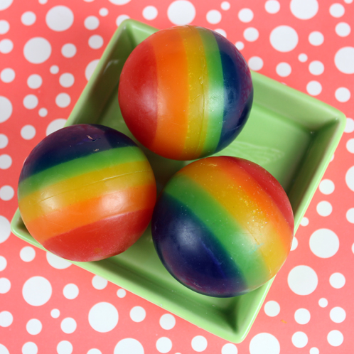 Rainbow Spheres Kit