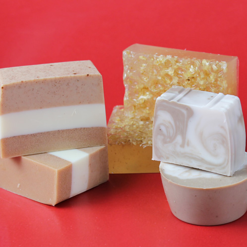 Reduce, Reuse and Recycle Soap Kit