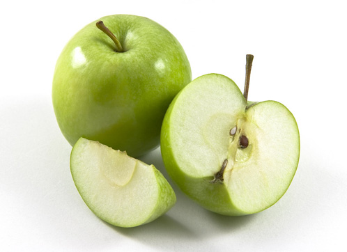 Crisp Green Apples