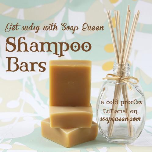 Sudsy Shampoo Bars - Soap Queen