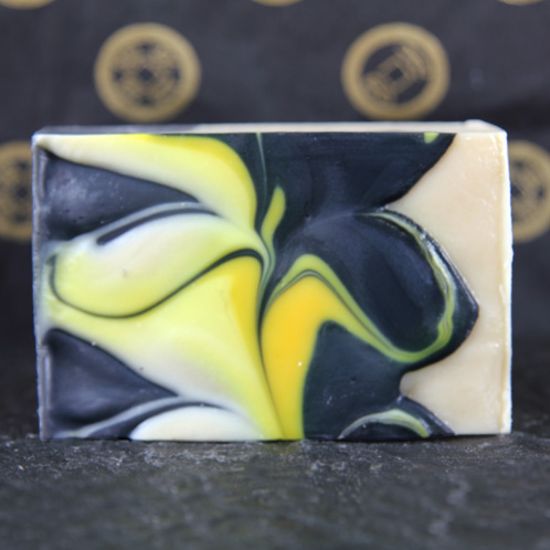 Cucumber Oak Mantra Swirl Soap Kit