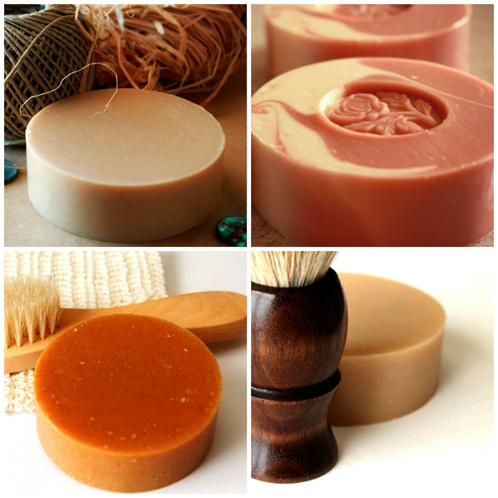 Michele Lang's soaps