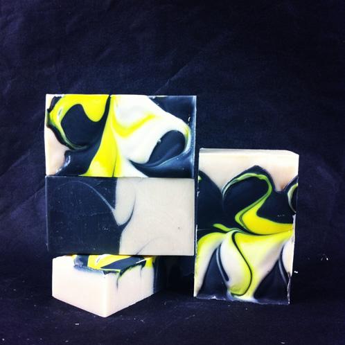 Soap Challenge Mantra Swirl