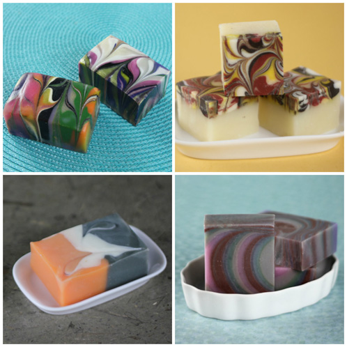 Soap Crafting Recipes