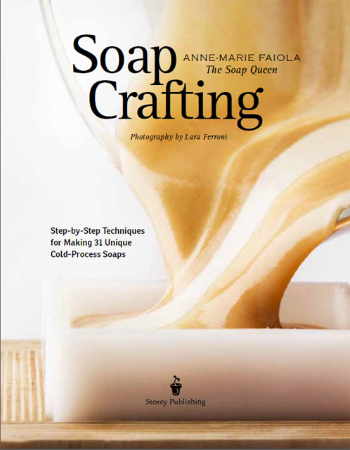 Soap Crafting Inside Cover