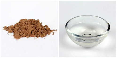 Dutch Cocoa Powder and Deodorant additive