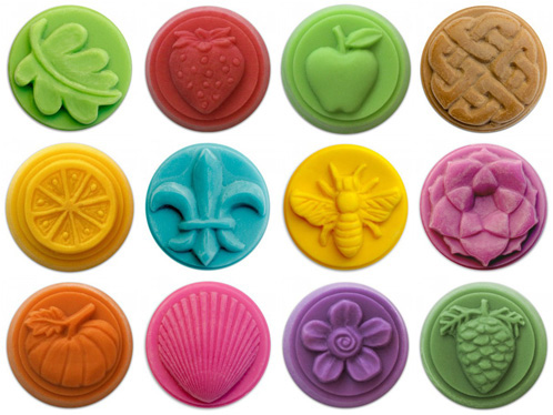 Wax Tart Molds