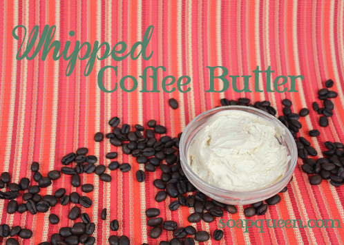 Whipped Coffee Butter