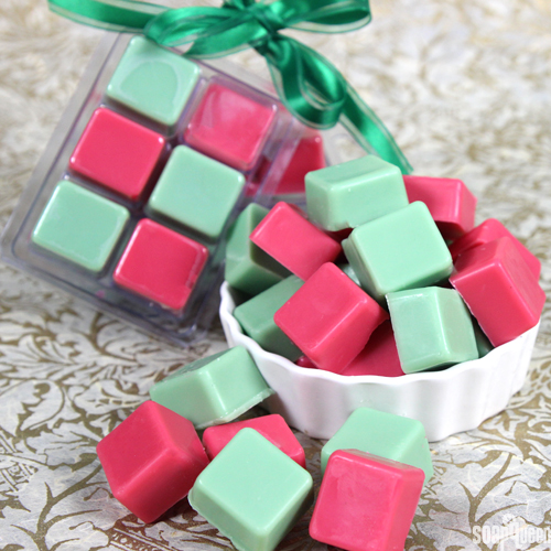 12 Days of Christmas: Green and Red Wax Melts Kit