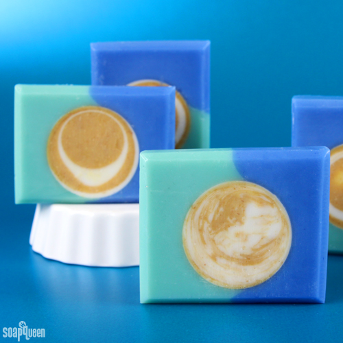 Misty Maritime Moon Cold Process Soap Kit