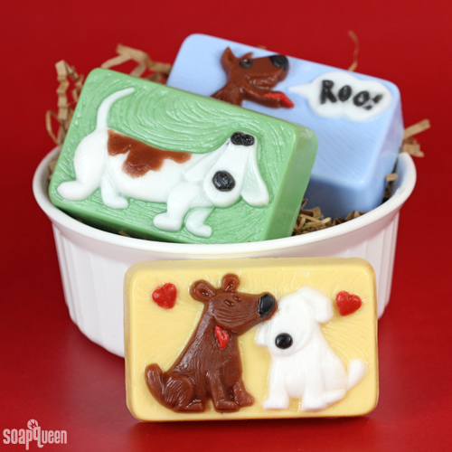 Puppy Love Melt and Pour Kit