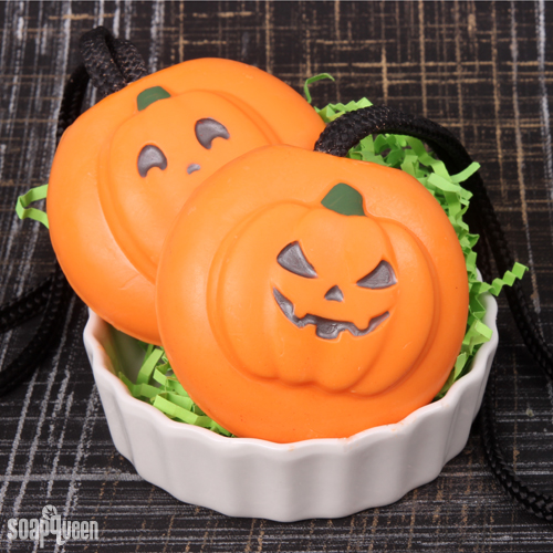 Pumpkin Soap on a Rope Kit