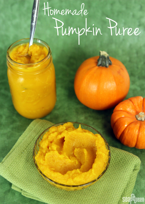 when making pumpkin puree remember to use baking pumpkins rather