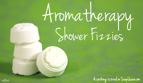 Aromatherapy Shower Fizzy Recipe Amp Tutorial