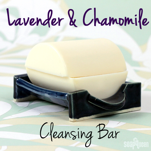 Lavender and Chamomile Cleansing Bar