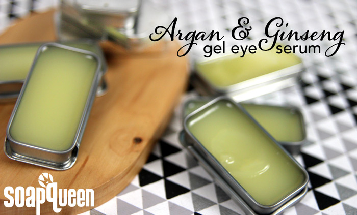 Argan & Ginseng Gel Eye Serum