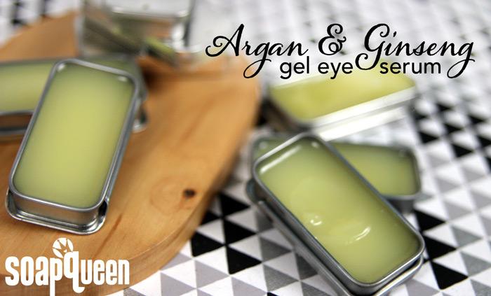 Argan & Ginseng Gel Eye Serum