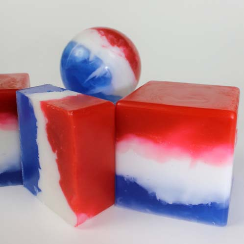 Great Balls of Freedom Melt and Pour Kit