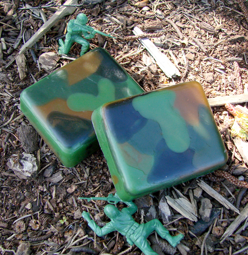 Army Soap Kit