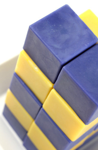 Crazy For Cubes Soap Kit