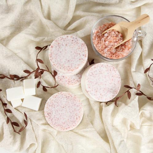 Spring Meadow Salt and Shea Bath Bar Kit