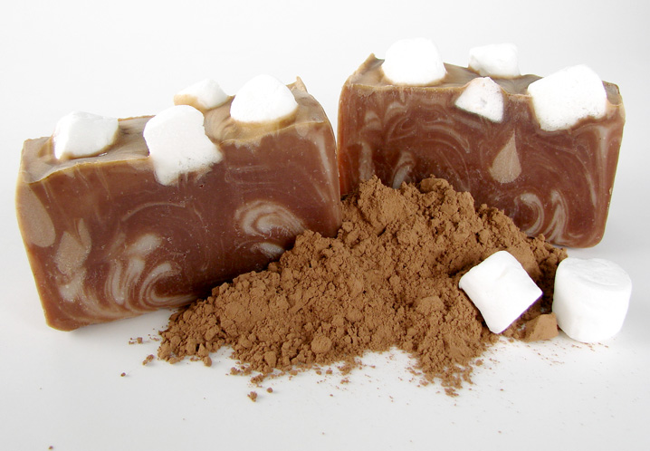 Marshmallow Soap Kit