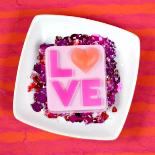 LOVE Soap Kit
