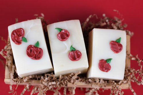 Red Apple Cold Process Soap Kit